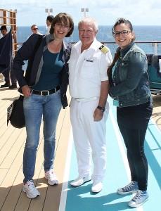 Mein Schiff 5 Dreamlines mit Kapitän Holm