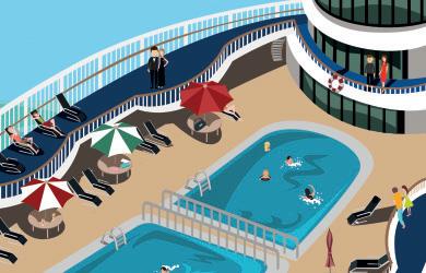 Teaser Dresscode auf Kreuzfahrtschiffen
