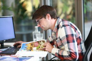 Bastian Ignatzek, Kreuzfahrt-Experte bei Dreamlines