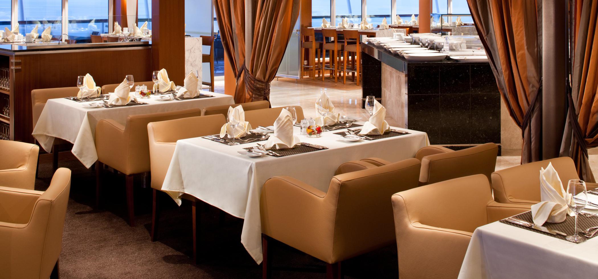 Seabourn Restaurant The Colonnade