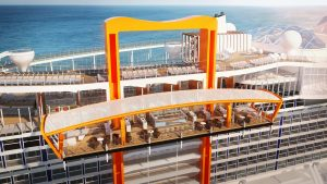 Celebrity Edge Fahrtsuhl | Celebrity Revolution