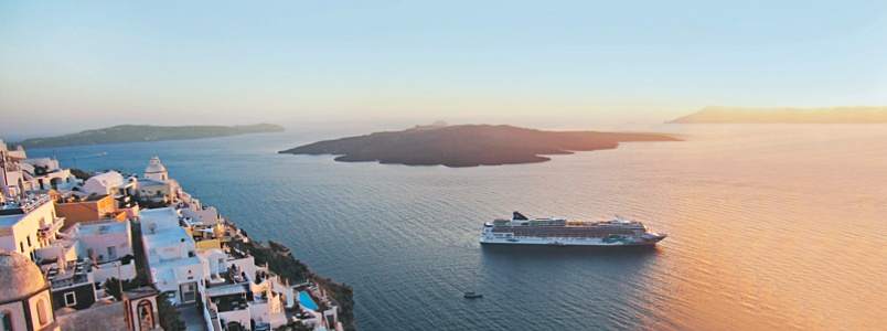 Entspannt das Bordleben genießen dank Pauschal-Kreuzfahrten