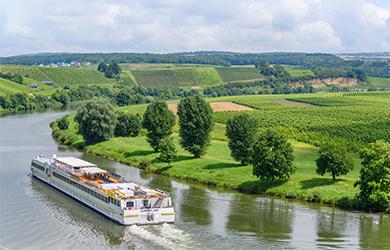Flusskreuzfahrten zählen zu den Reiseklassikern