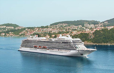 Viking Jupiter cruise ship