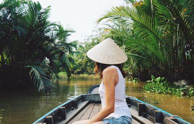 Asien Flusskreuzfahrt