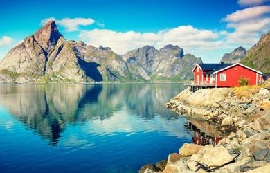 Norwegen auf einer Expeditionskreuzfahrt entdecken