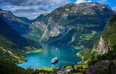 Traumzreise vieler Urlauber: Nordeuropa-Kreuzfahrten