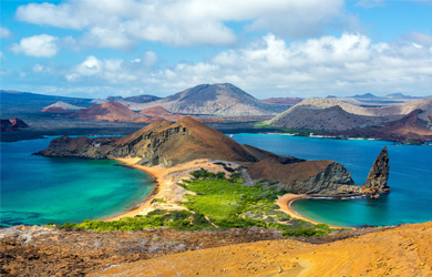 Die Natur und Landschaft der Galapagos Inseln