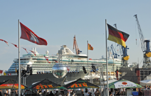 Hamburg Cruise Days 2019 Schiff
