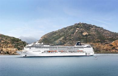 Kreuzfahrten mit der MSC Armonia