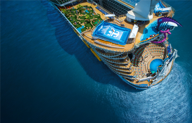 Die Symphony of the Seas