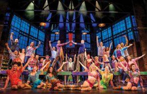 Das Musical Kinky Boots auf der Norwegian Encore