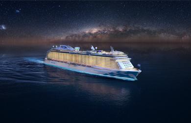 neue Kreuzfahrtschiffe