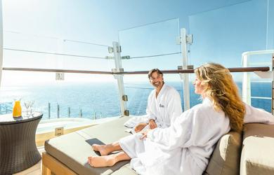 Blaue Reisen mit TUI Cruises