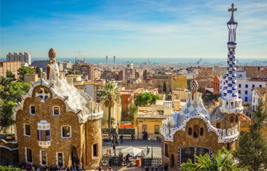TOP 10 Highlight Barcelona: Park Güell