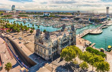 TOP Highlight Barcelona: Rambla de Mar