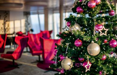 Weihnachten an Bord der Mein Schiff-Flotte von TUI Cruises erleben