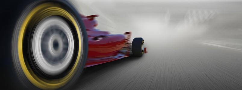 Formel 1 live erleben mit DREAMLINES Package