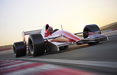 Von 0 auf 100 in in unter zwei Sekunden - Formel 1 live erleben