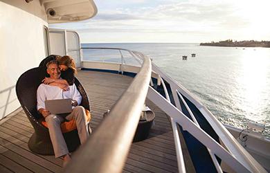 Viel Platz zum Wohlfühlen an Bord der Silver Moon von Silversea CruisesSilverMoon_Silversea