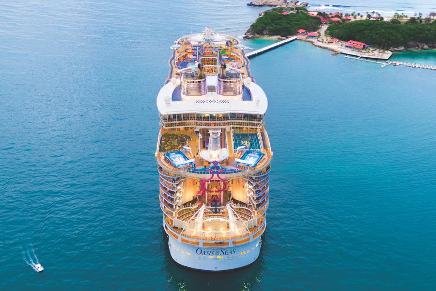 Die Oasis of the Seas, Royal Caribbean