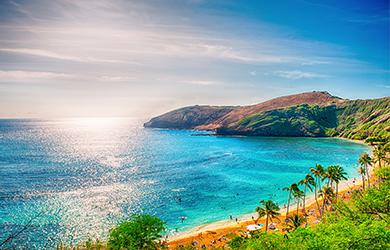 Hawaii-Reisen - besonders attraktiv auch als Dreamlines Package