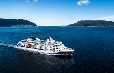Hanseartic Inspiration - Luxus-Marke Hapag-Lloyd Cruises soll schneller wachsen