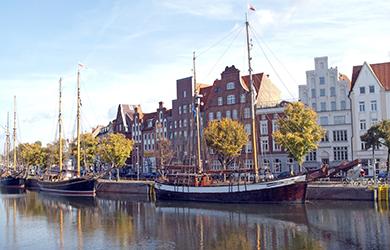 Lübeck ist immer eine Reise wert