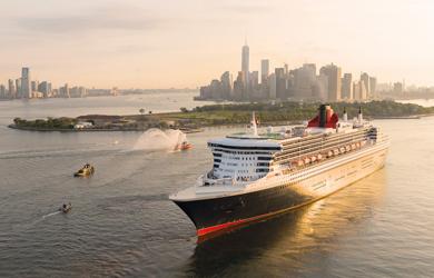 Einmal im Leben eine Transatlantikreise mit der Queen Mary 2