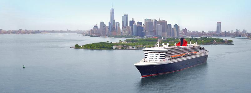 Mit der Queen Mary 2 von Cunard einmal über den Atlantik