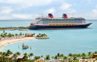 Disney Cruise Line Castaway Privatinsel