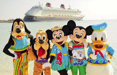 Disney Cruise Line Disney Characters