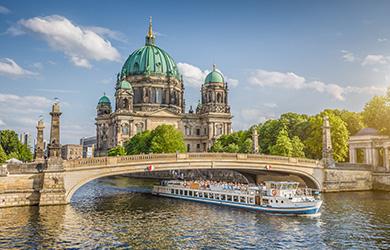 Berlin Flusskreuzfahrt