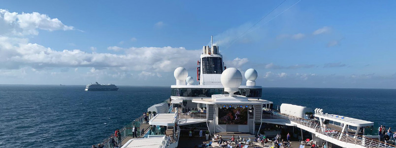 Blaue Reise Mein Schiff 2