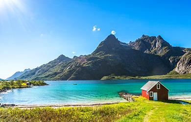 MSC Virtuosa Route Nordland