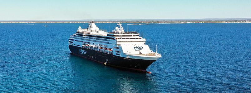 VASCO DA GAMA von nicko cruises