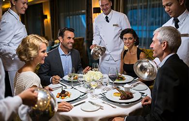 Regent Seven Seas Restaurants