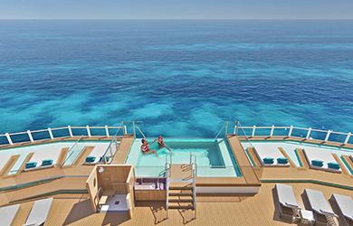 Norwegian Prima Ocean Boulevard Infinity Pool