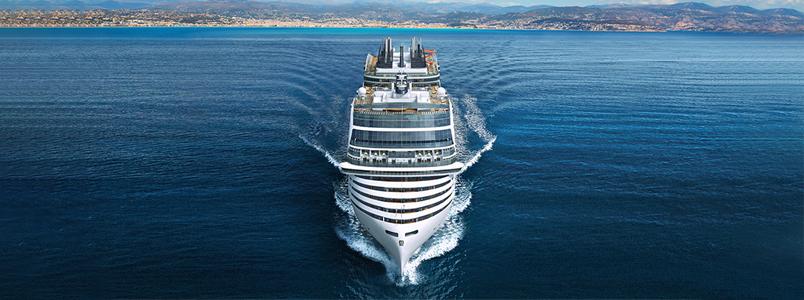 MSC World Europa: Neue Schiffsklasse
