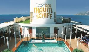 Ex-Traumschiff MS Deutschland
