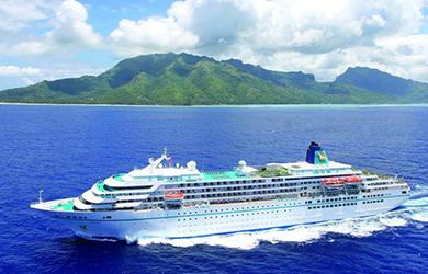 Das aktuelle Traumschiff: MS Amadea