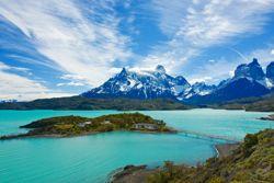 Vielfältige Chilenische Fjorde
