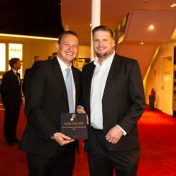 Felix Eichhorn & Oliver P. Mueller (Foto: AIDA)