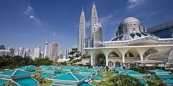 Modernes Kuala Lumpur