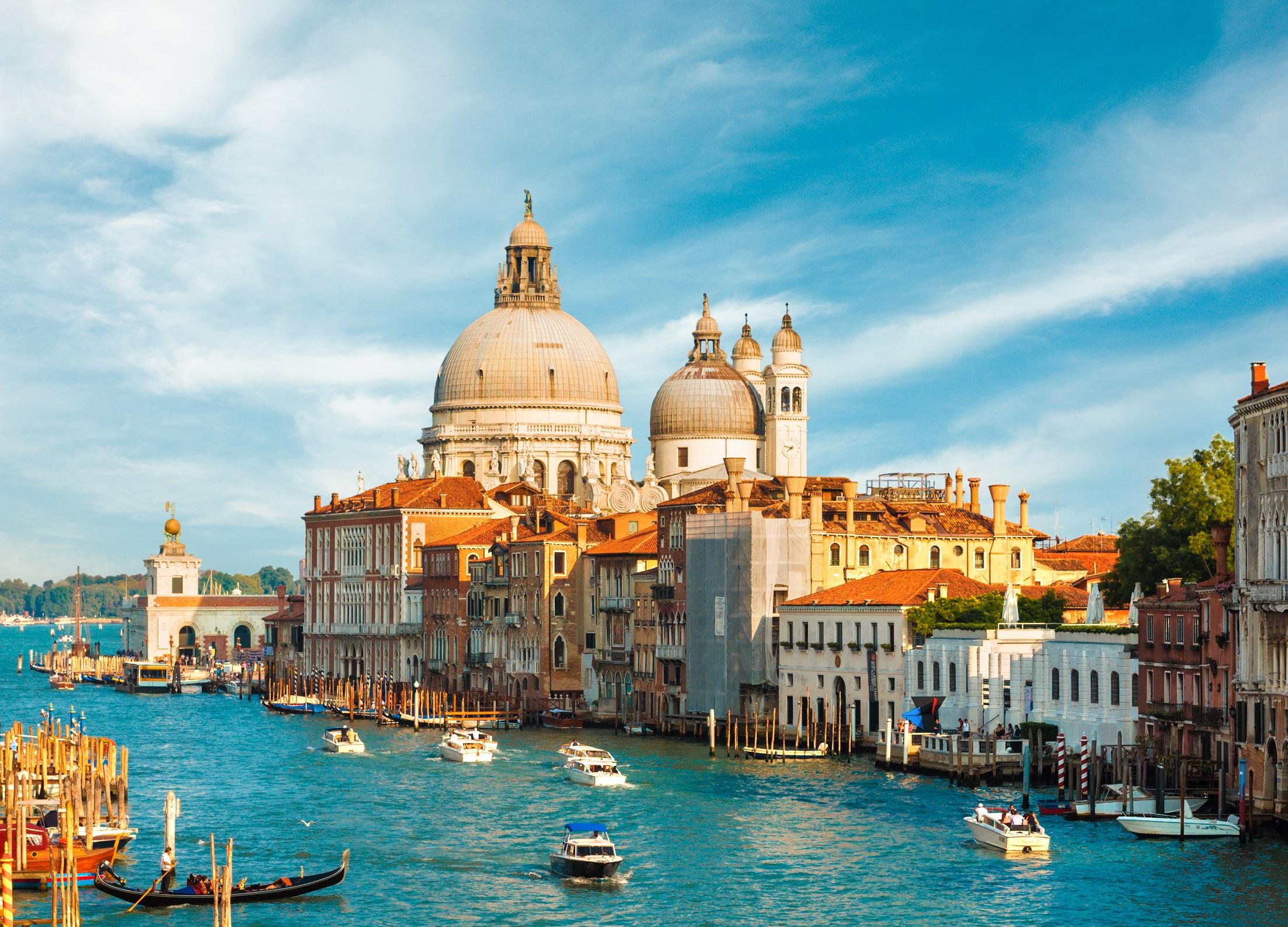 Silver Cloud, Van Venetië naar Napels