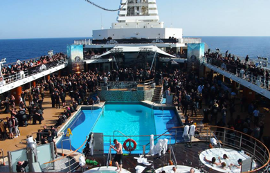TUI Cruises Full Metal Cruise Teaser