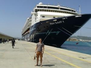 TUI Cruises Full Metal Cruise Mittelmeer
